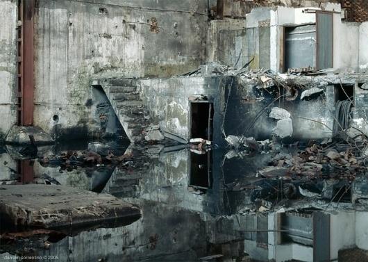 Damien Sorrentino — Portfolio — Slash Paris #sorrentino #photography #building #art #reflection #damien