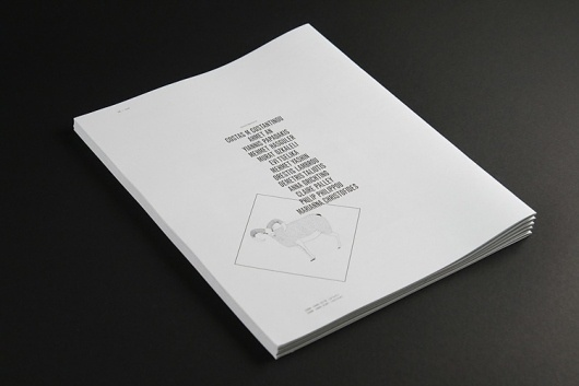 News : T W O #print #design