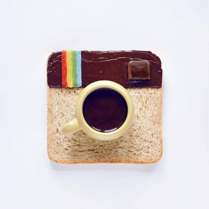 Creative Food Art by Daryna Kossar - JOQUZ #photography #food #instagram