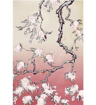 bon bon atelier: Bunny Blossom Tree #flower #design #bunny #art