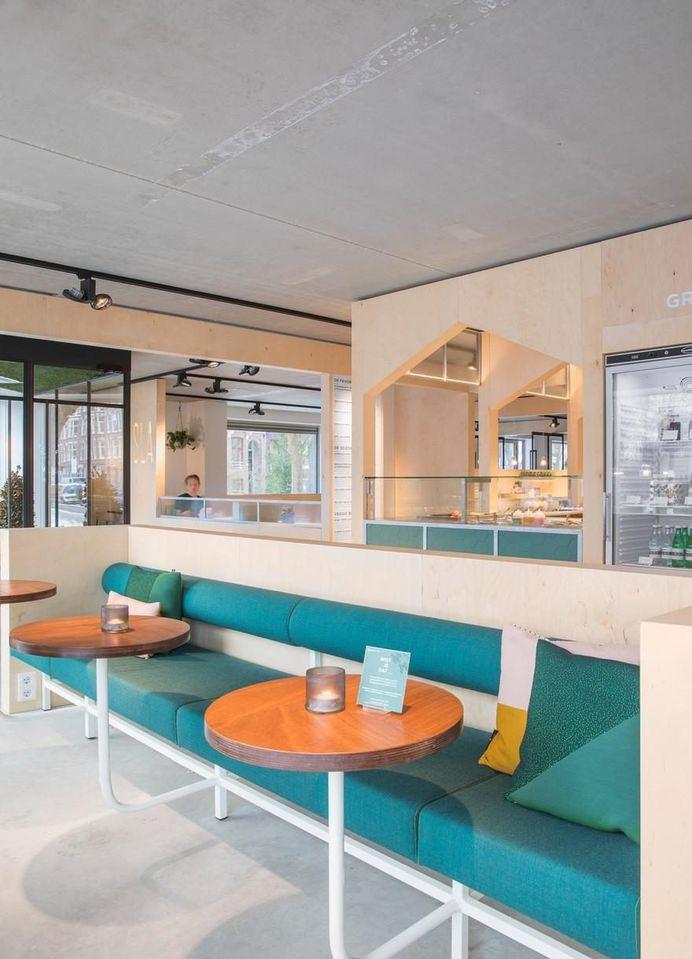 Salad Bar in Amsterdam - SLA Amstelveenseweg by Standard Studio 3