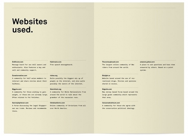 Andy Chung #booklet #typography