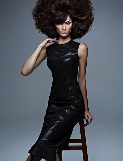 Isabeli Fontana by Zee Nunes #fashion #model #photography #girl