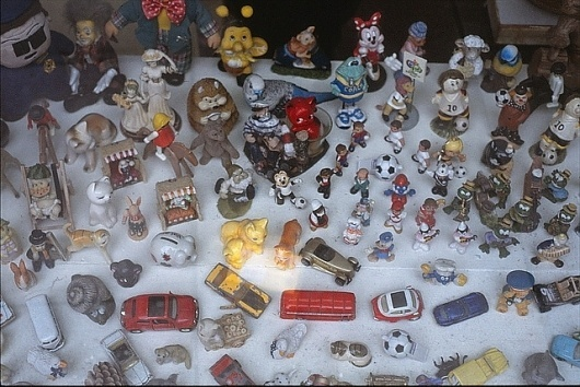 Germany | Flickr - Photo Sharing! #schaufenster #mickey #small #mouse #smurf #creatures #hamburg #love