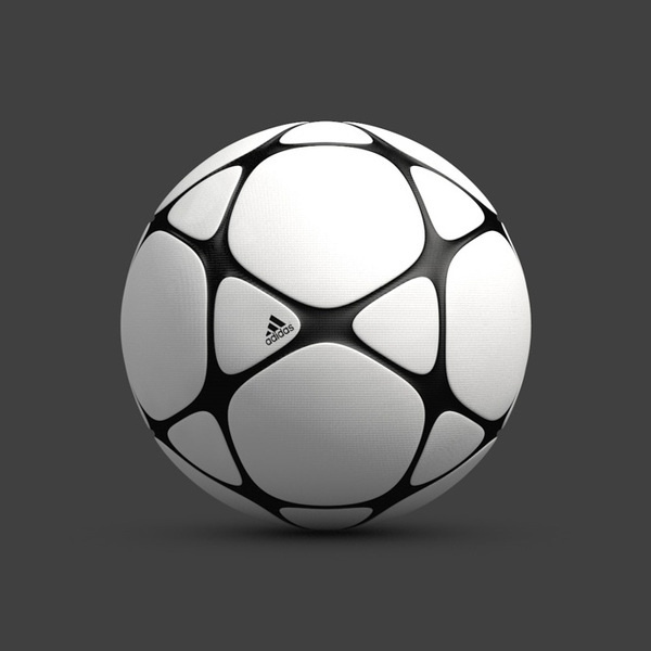 Adidas soccer ball #football #concept