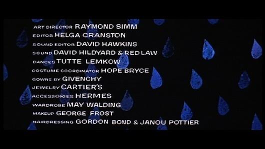 Saul Bass | Bonjour tristesse (1958) title sequence | Otto Preminger #bass #saul #design #graphic #illustration #titles #film #typography