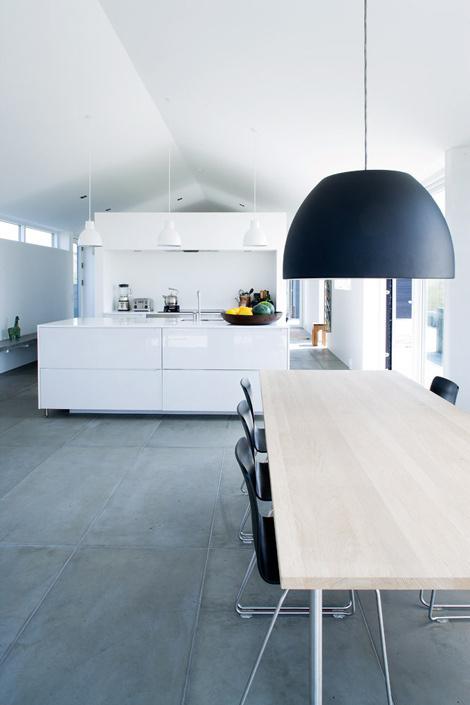 Летний домик в Дании #interior #architecture #house