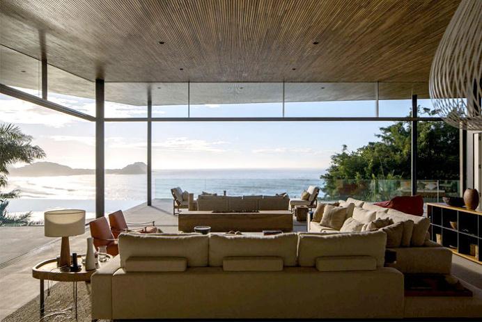 Delta House by Bernardes Arquitetura -#architecture, #house, #housedesign, home, architecture, #decor, #interior, #homedecor, home decor, in