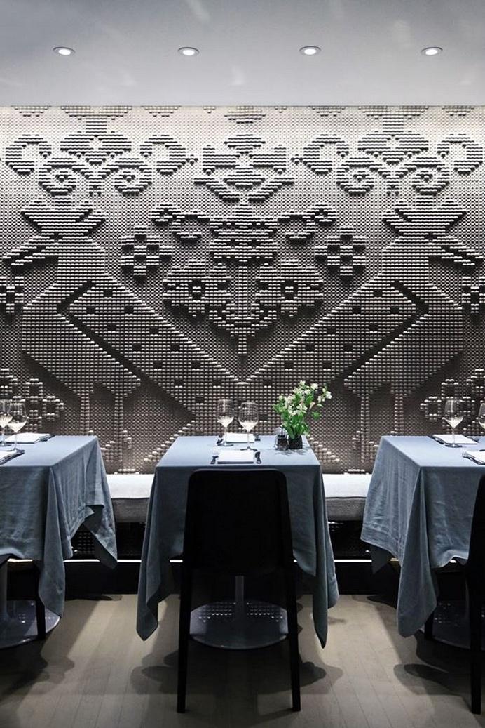 Olivo Restaurant / Architect Pierluigi Piu