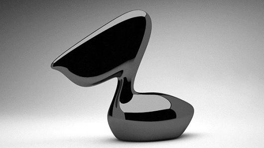24a6ed342594e95f4ad7a109aaa987ed.jpg (JPEG Image, 600x338 pixels) #sculpture #black