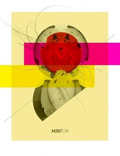MIR/ROR : João Travessa #print #design