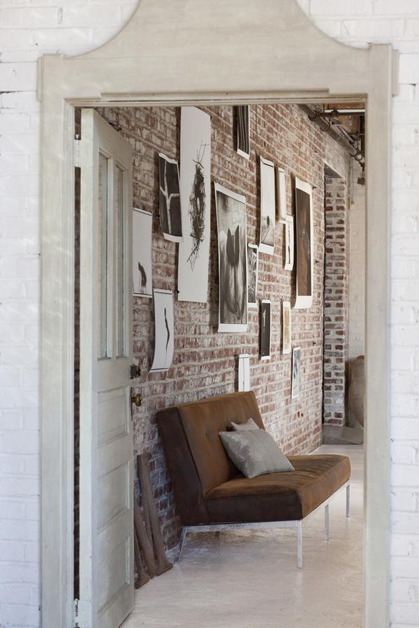 Zoom Photo #paintings #brick wall