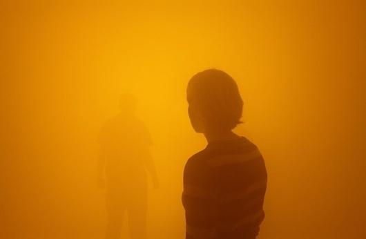 Olafur Eliasson #installation #olafur #color #eliasson #genius