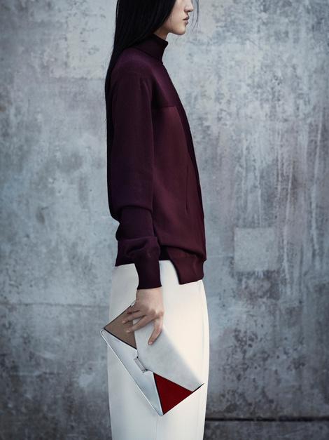 Lina Zhang by Julia Hetta for Vogue China #fashion #model #photography #girl
