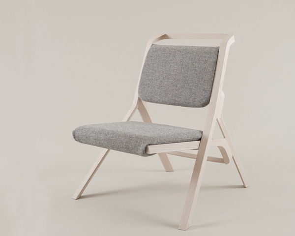 Frame Seat by Florian Hauswirth #chair #minimalist #seat #minimal