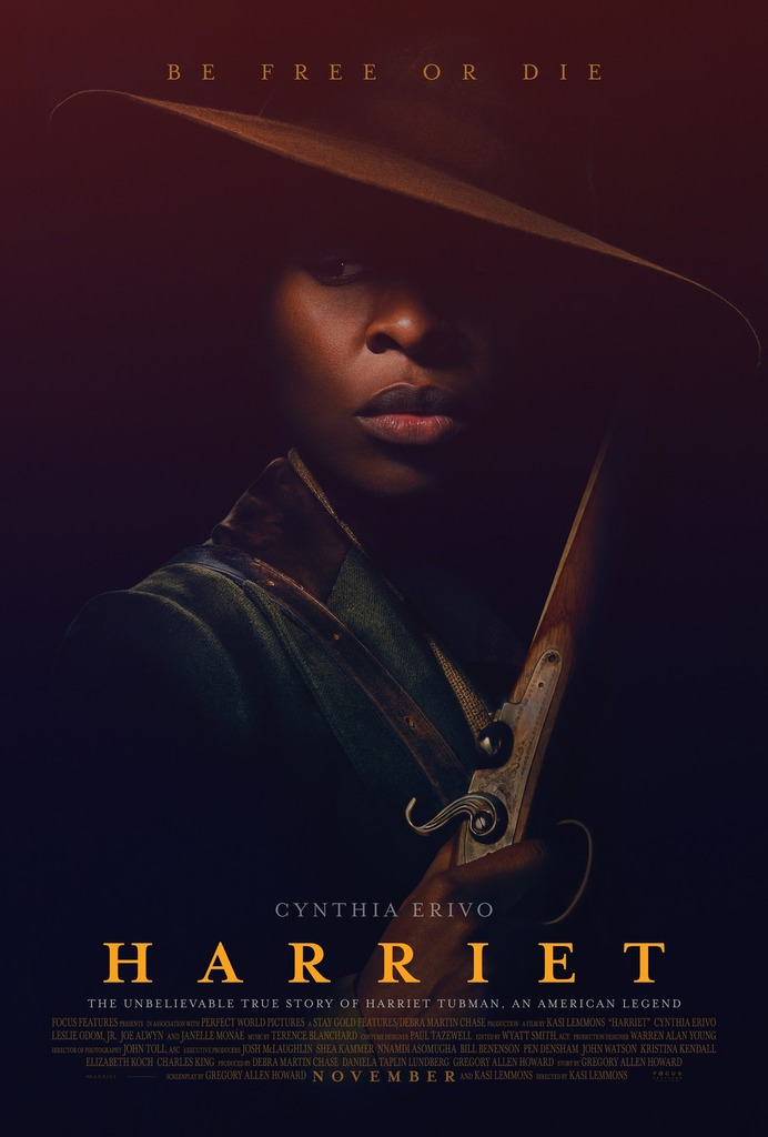 Extra Large Movie Poster Image for Harriet