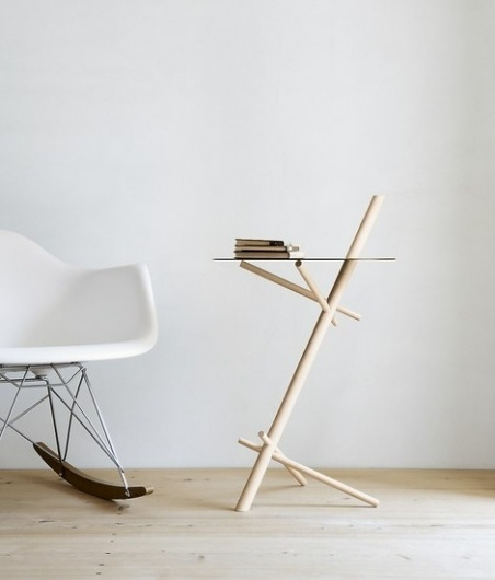 I drifted off for a moment #chair #books #furniture #table #eames