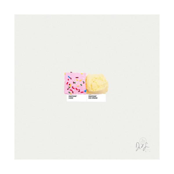 Pantone Pairings by David Schwen Photo #pantone #food #colours #art