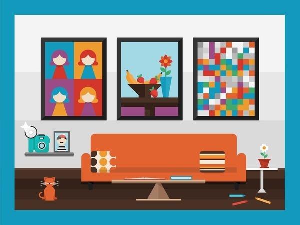Playhaus_04_lounge #illustration
