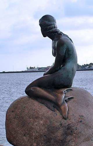 Denmark #mermaid