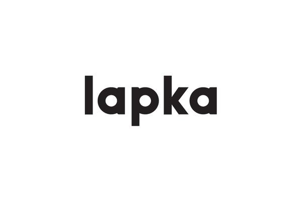 1f.jpg #logo #bespoke #lapka #typography