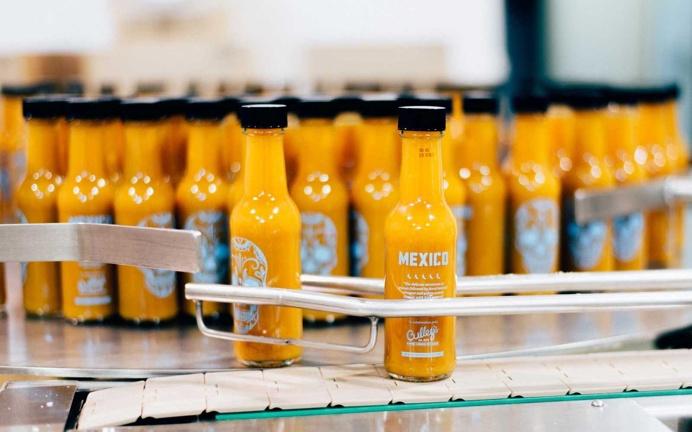 Mexixo Hot Sauces #packaging #mexico #sauces #hotsauce