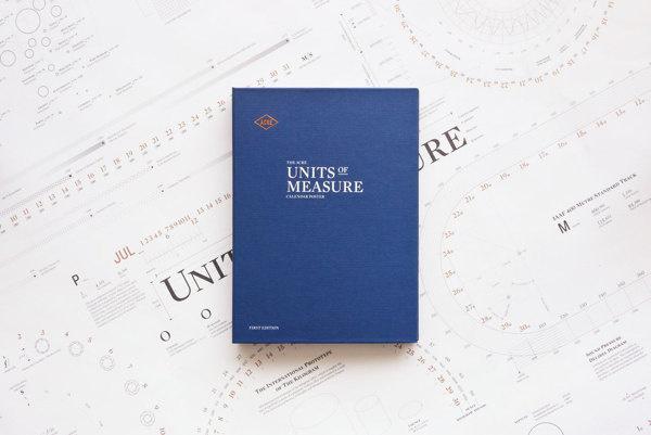 Units of Measure Calendar on Behance #book