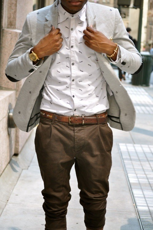 Man's Guilt #fashion #mens