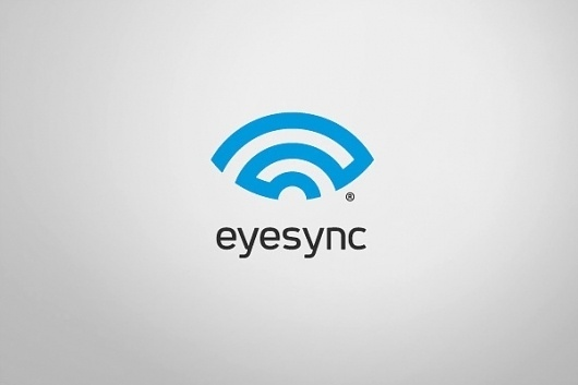 EyeSync Corporate and Brand Identity on the Behance Network #logo #brand #identity