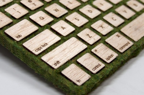 keyboard #green #design #inspiration #keyboard