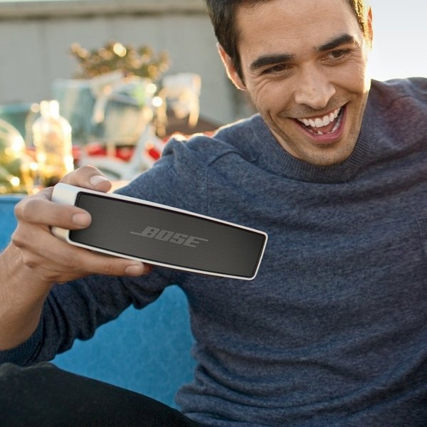 Bose SoundLink Mini Speaker #gadget #speaker #cool