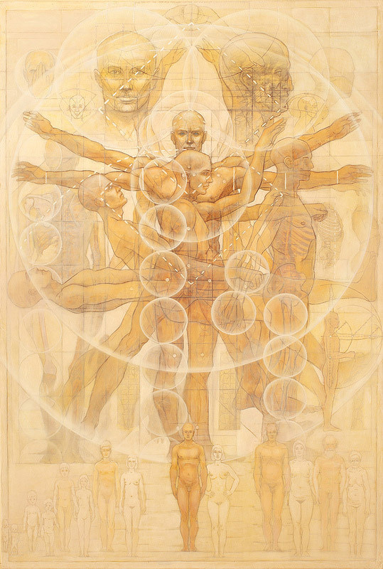 Casey Cripe Proportions #body #human #illustration #dope #art