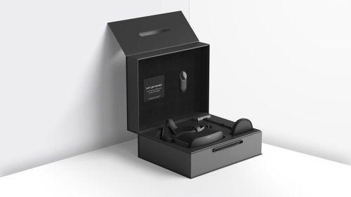 """katapultdesign: """" (via Oculus Rift Packaging on Behance) """""""
