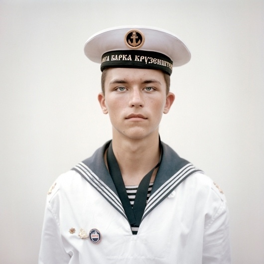 World Press Photo: winners - The Big Picture - Boston.com #man #photography #sailor #portrait