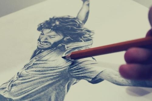 Estudio Blanka #illustration #pencil #drawing