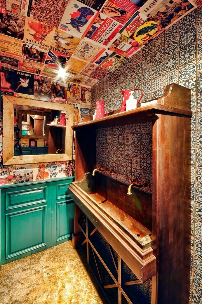 Vibrant Interior Colors and Stylish Decor – Rolls №1