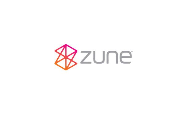 zune logo design #logo #design