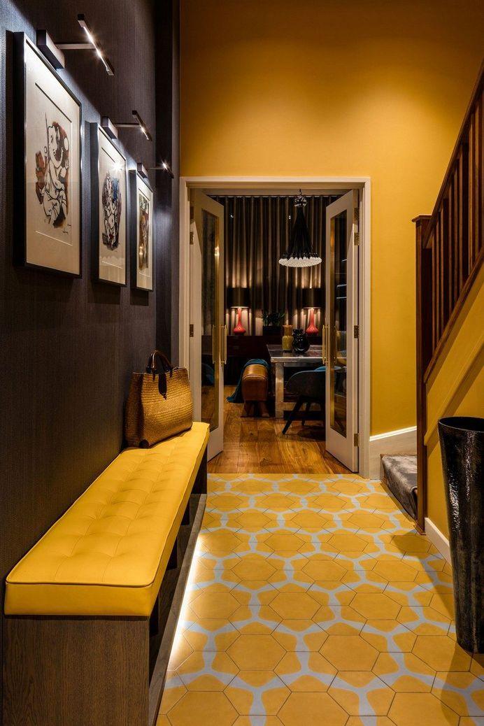 Mellow Yellow Family Home