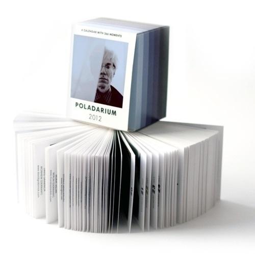 design:related gallery - Poladarium 2012 calendar By Magma Brand Design... #photo