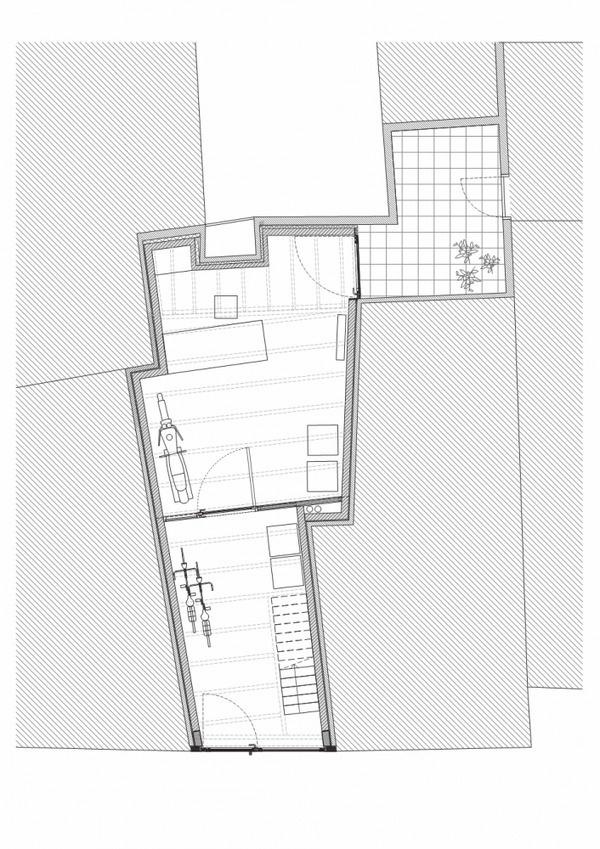 Gelukstraat / Dierendonck Blancke Architecten #drawings #architecture #plans