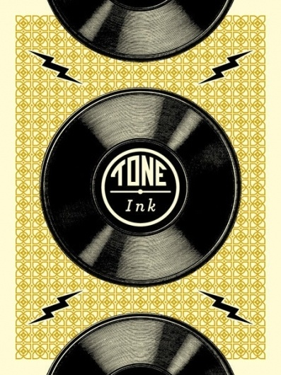All sizes   Rock poster from Tone Ink   Flickr - Photo Sharing! #rock #design #graphic #poster