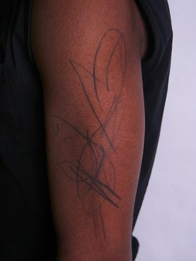 Sketchy tattoo by Amanda Wachob #tattoo #sketch