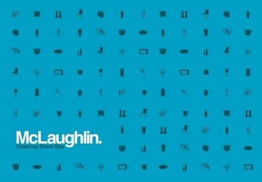 McLaughlin : Chris Killeen #logo #brand
