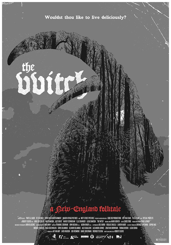 The Witch Alternative Movie Poster