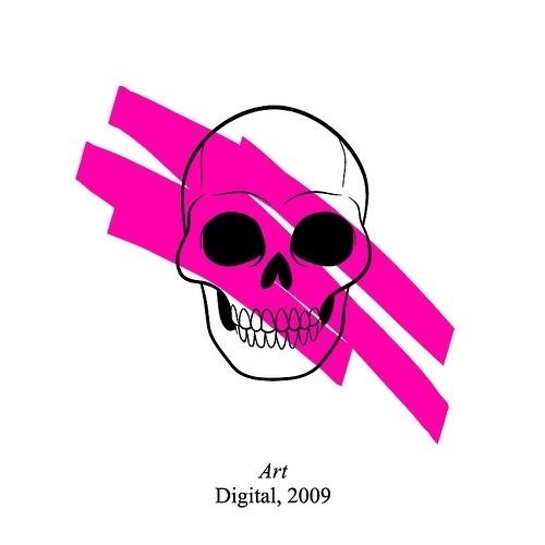 Art | Flickr - Photo Sharing! #illustration #skull