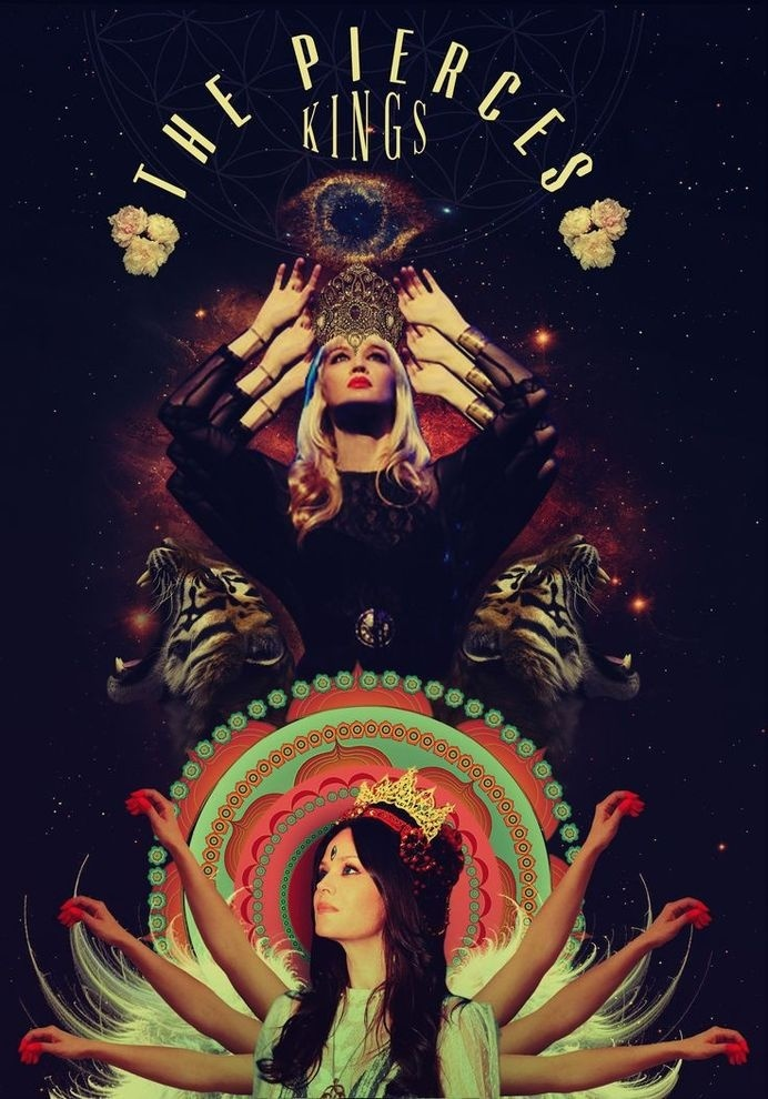 Surreal Conceptual Poster #kings #design #graphic #mystic #art #poster #surreal