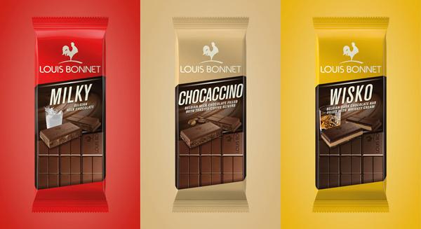 LouisBonnet #chocolate #pack