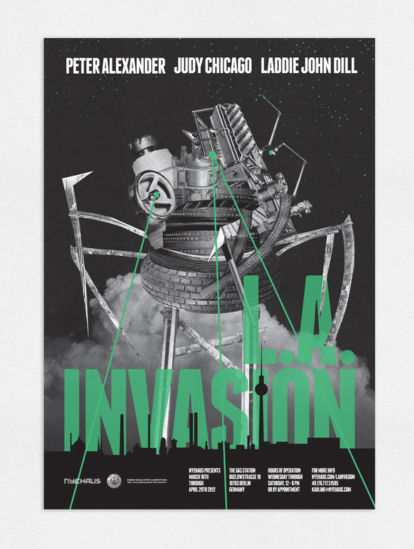 LA Invasion Kyle LaMar #poster