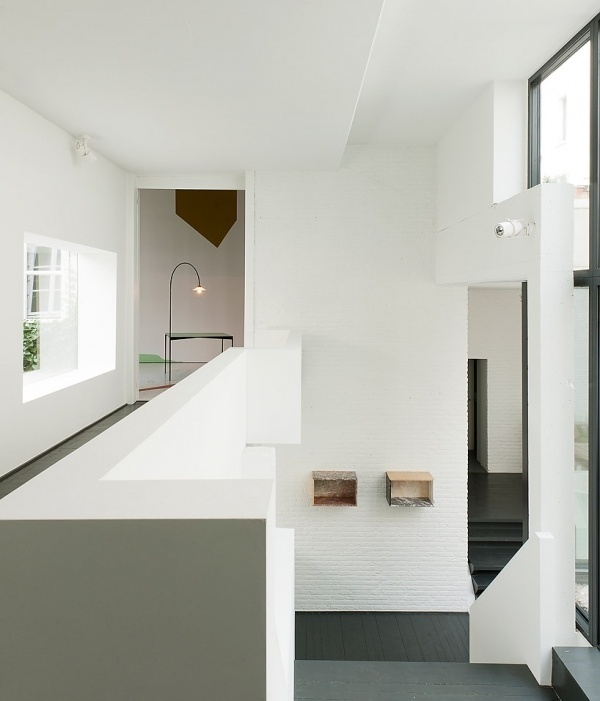 LENS°ASS architecten: valerie traan #interior #design #architecture #decoration