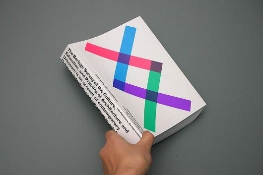Visual Blog for Creative Agency, Two Times Elliott #cover #editorial #geometry #book